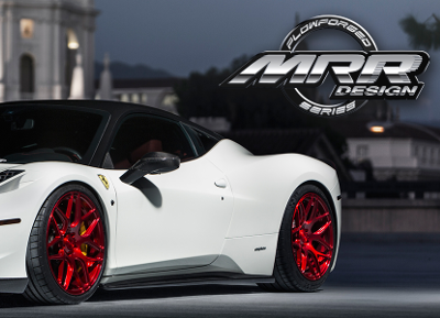 Mrr Wheels Vanteet
